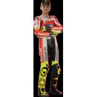 Rossi poster ducati