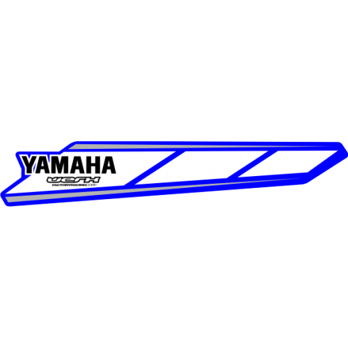 Yamaha raptor droite