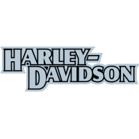 Harley davidson skull motor cycle