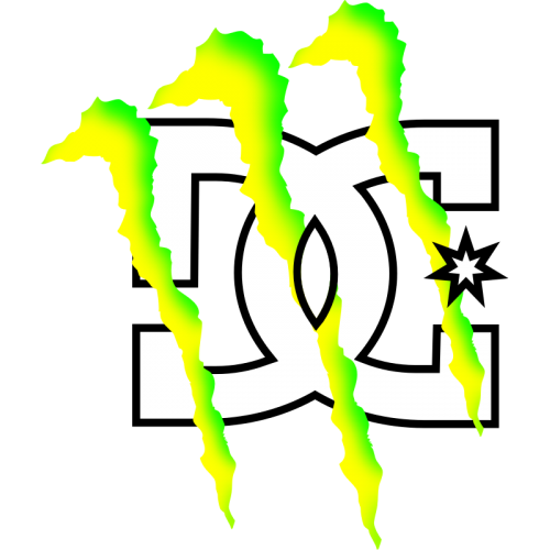 Monster Energy DC Shoes