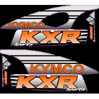 kit deco krx 250 orange
