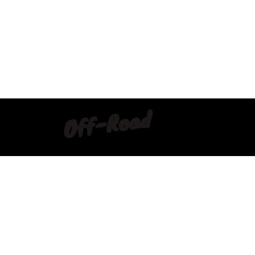 Déco off-road coté droit