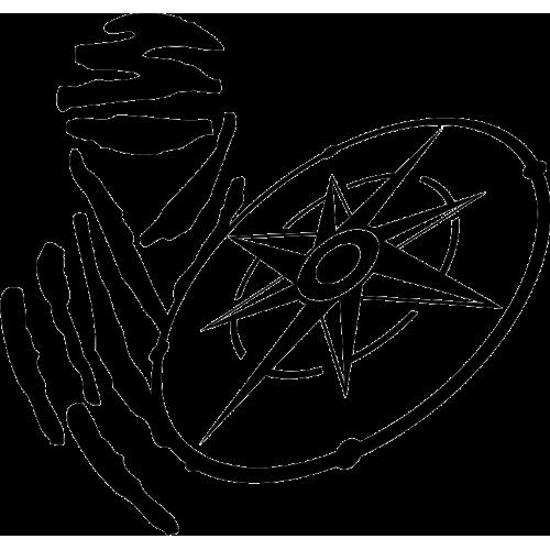 boussole touareg