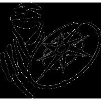 boussole inclinée touareg