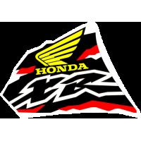 Honda XR droite