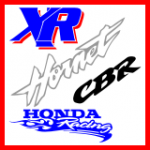 Sticker Honda