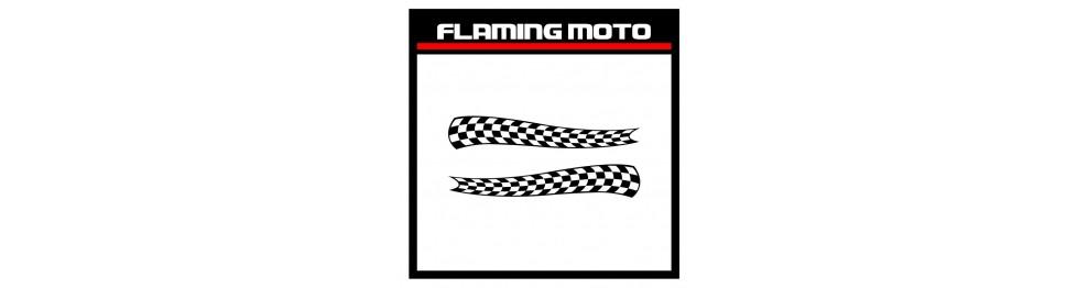 Flaming moto