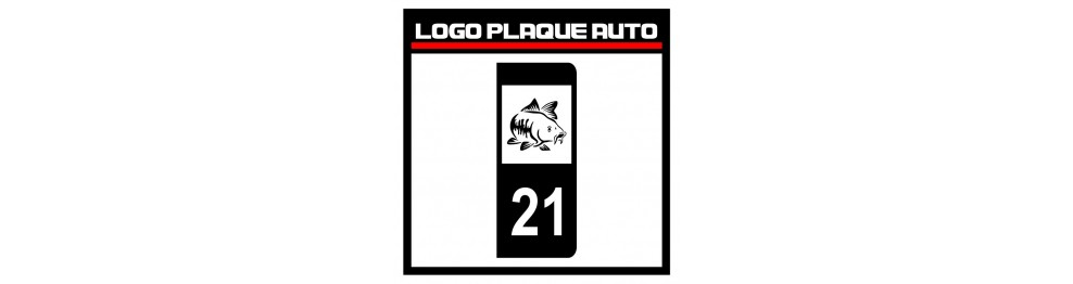 logo plaque perso auto