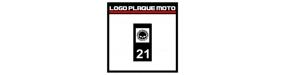 logo plaque perso